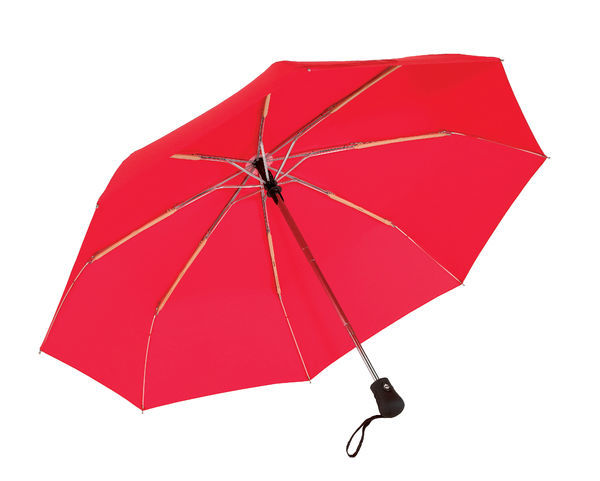 Parapluie De Poche Promotionnel Rouge